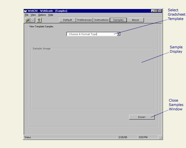 webcai web based computer aided instruction